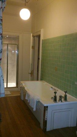 Ballathie House Hotel: Enormous bath