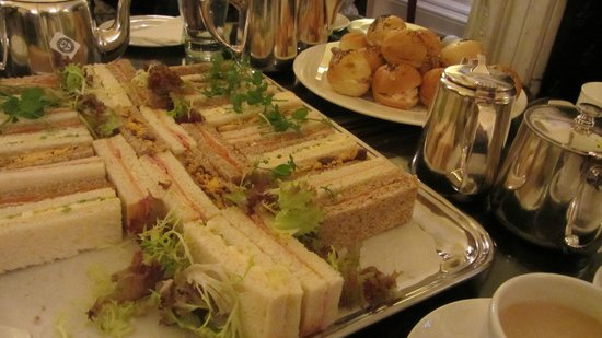 Ballathie House Hotel: Afternoon Tea