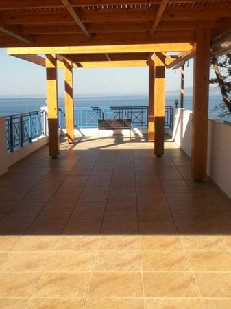 Lindia Thalassa Resort: wedding / view area