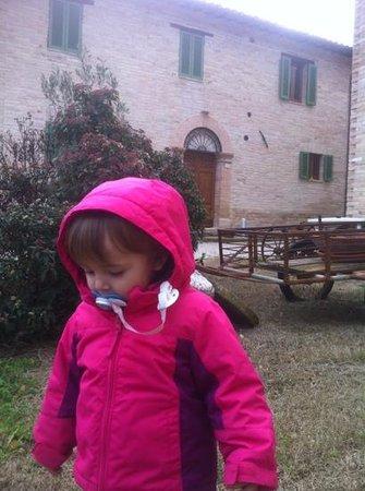 Agriturismo Tenuta Stella: esterno