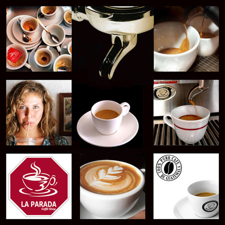 Cafe La Parada: La Parada Coffee Shop