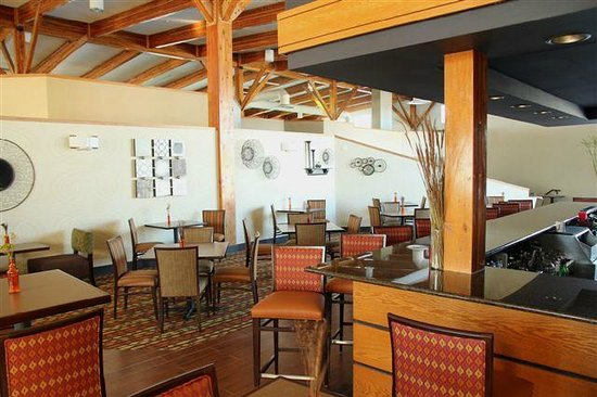 Clarion Inn University Plaza: Against the Grain Bar & Lounge