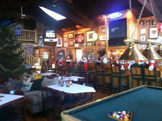 Snowy Mountain Inn Greer: Scoreboards