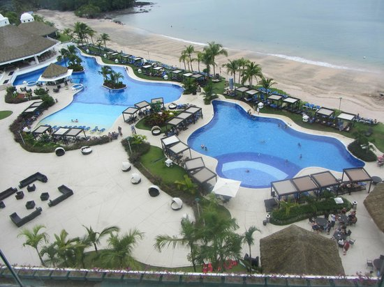 The Westin Playa Bonita Panama: pool and oceanview room