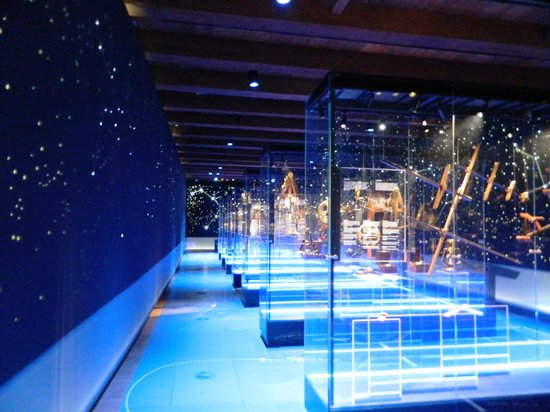 Het Scheepvaartmuseum| The National Maritime Museum: ניווט