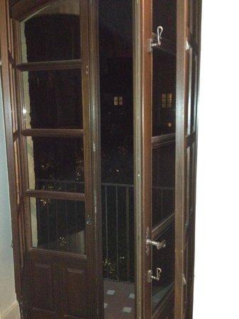 Hospes Palacio del Bailio: room