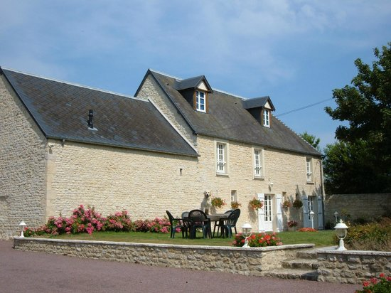 Commes, France : Le Logis