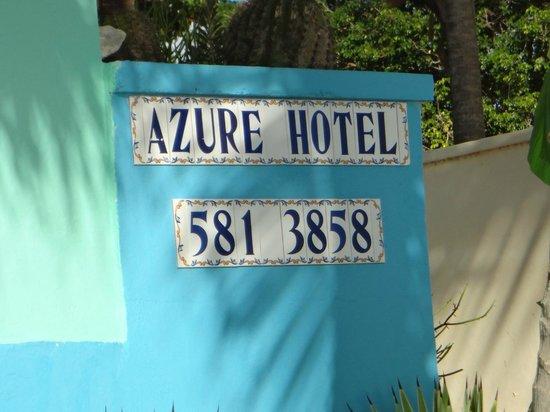 The Azure Hotel: Azure