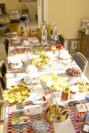 Valencia Mindfulness Retreat: Fantastisch ontbijt