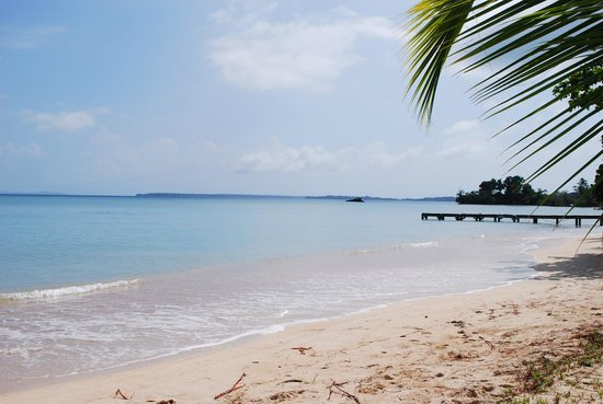 Popa Paradise Beach Resort : Stunning beaches