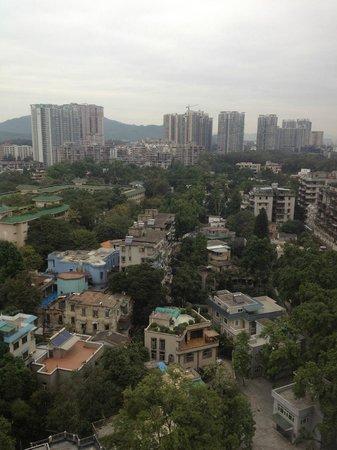 Crystal Orange Hotel Guangzhou Taojin: yola bakmayan taraf 