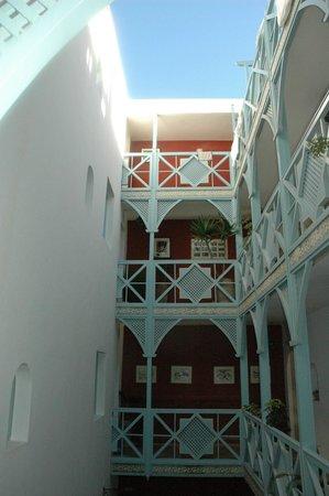 Riad Watier: inside