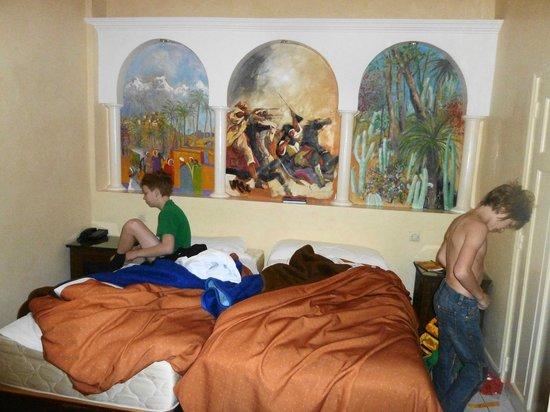 Le Gallia: Schlafzimmerblick