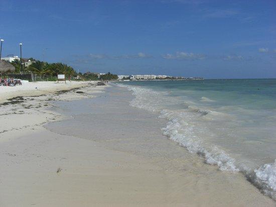 Now Sapphire Riviera Cancun: Beach