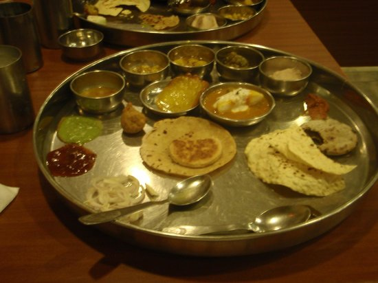 Sasuji : The Best Thali in Town!