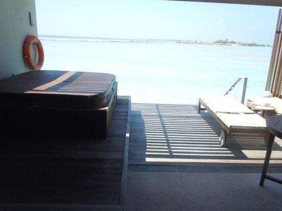 Paradise Island Resort & Spa: Vue de la chambre