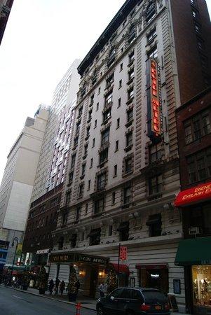โรงแรมเมโทร: The Hotel!