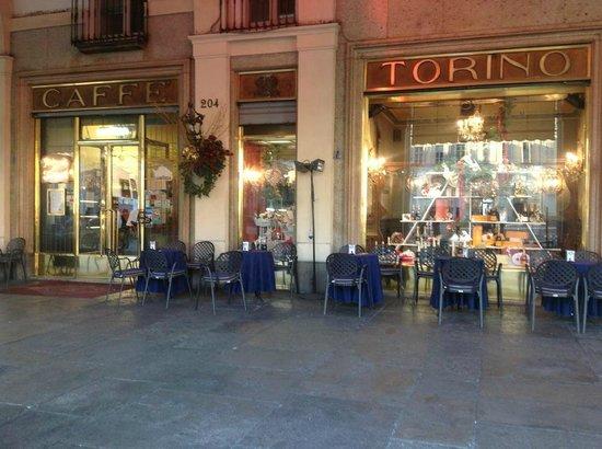 Caffe Torino Turin Piazza San Carlo 204 Centro