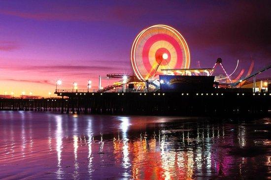 ذا فيرمونت ميرامار هوتل آند بونجالوز: Santa Monica Pier