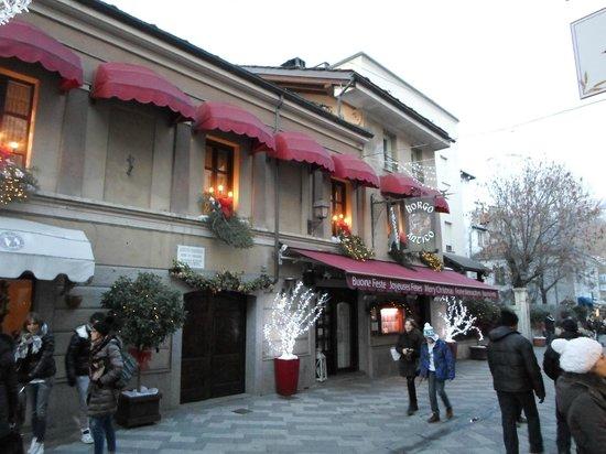 Il ristorante borgo antico da fuori picture of borgo - Ristorante borgo antico cucine da incubo ...