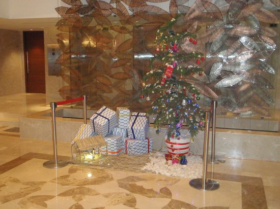Radisson Blu Hotel Ahmedabad: Xmas Decorations