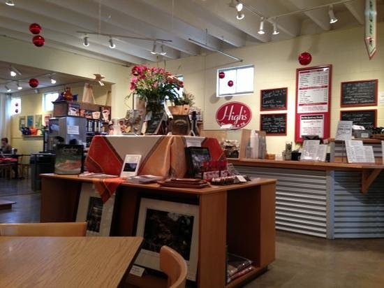 High's Cafe and Store: what a great place!