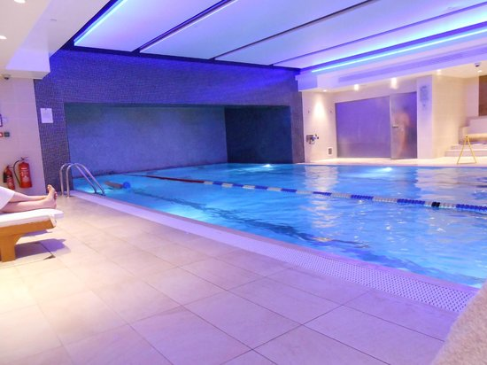 Lovely Swimming Pool Picture Of Grange Tower Bridge Hotel London Tripadvisor