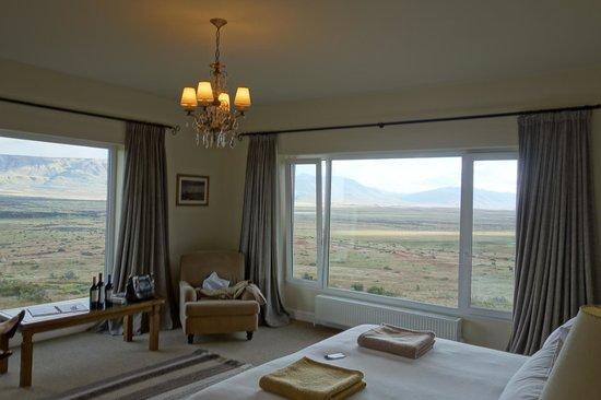 EOLO - Patagonia's Spirit - Relais & Chateaux: Corner Suite