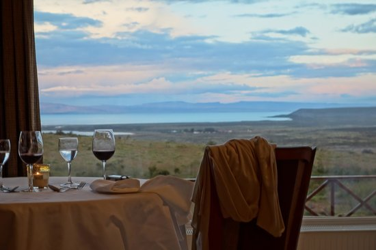 EOLO - Patagonia's Spirit - Relais & Chateaux: Dining Room view