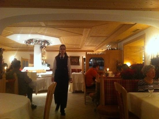 Hotel Plazola: sala