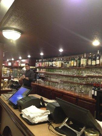 Brasserie La Lorraine: bar