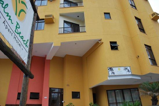 Palm Beach Apart Hotel : frente