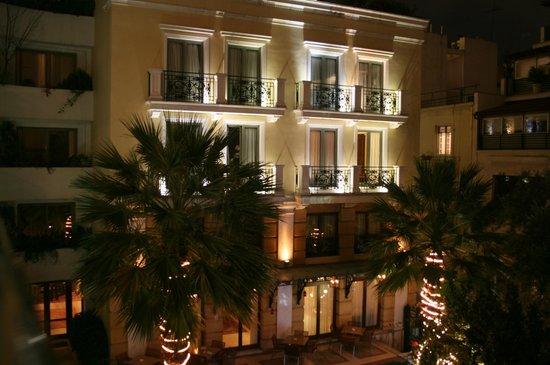 Electra Palace Athens: Hotel