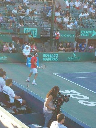 Buenos Aires Lawn Tennis Club : Monaco