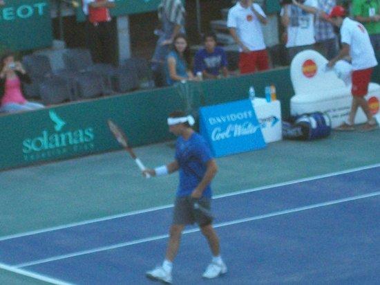 Buenos Aires Lawn Tennis Club : Nalbandian