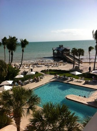 The Reach, A Waldorf Astoria Resort: View from balcony