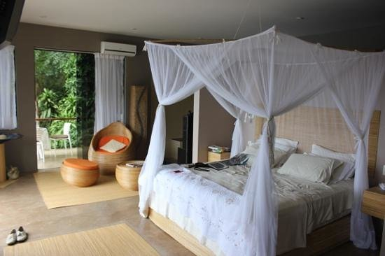Pousada Vila Pedra Mar: The luxurious honeymoon suite