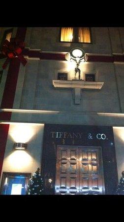 Tiffany & Co.: in versione natalizia :)