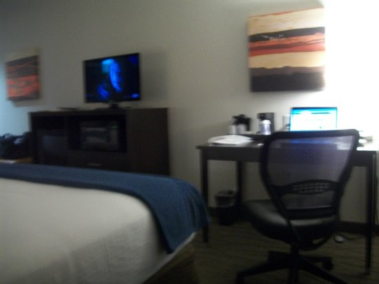 Holiday Inn Express at KU Medical Center: Guest Room