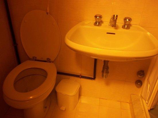 Hotel Andrea : bagno 3 stelle