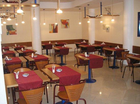 Welcome Hotel: Sala colazioni