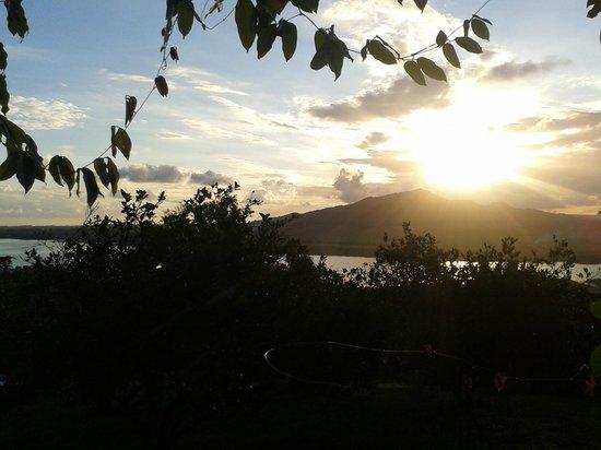 La Hacienda: Sonnenntergang