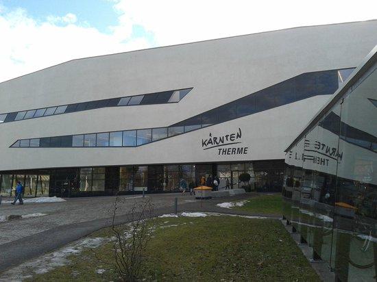 Thermenhotel Karawankenhof: terme