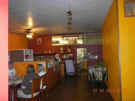 Sukothai Restaurant: Interior shot
