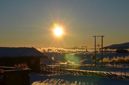 Spidsbergseter Resort Rondane: des 2012