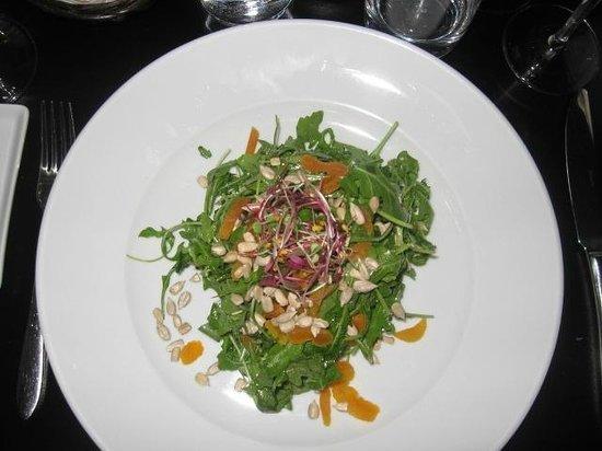 Chez Chose : amazing salad!