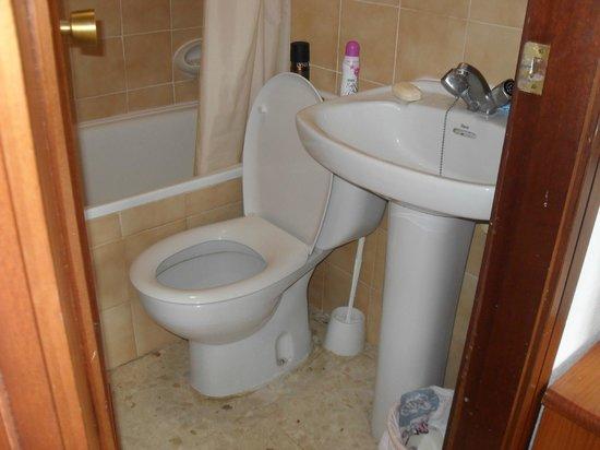 Halley Apartments: bathroom