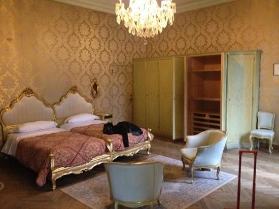 Ca' Zanardi: camera da letto