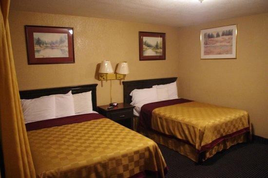 America's Best Inn : Chambre