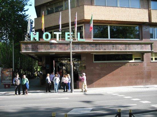 Hotel Condestable Iranzo Jaén